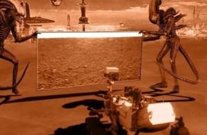 Марс на Девоне