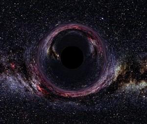 Как вычислить чёрную дыру